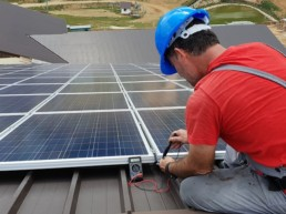 solar panel installation in Marin County