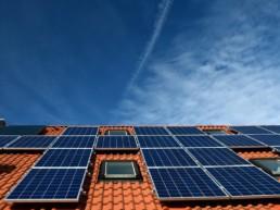 solar power installation